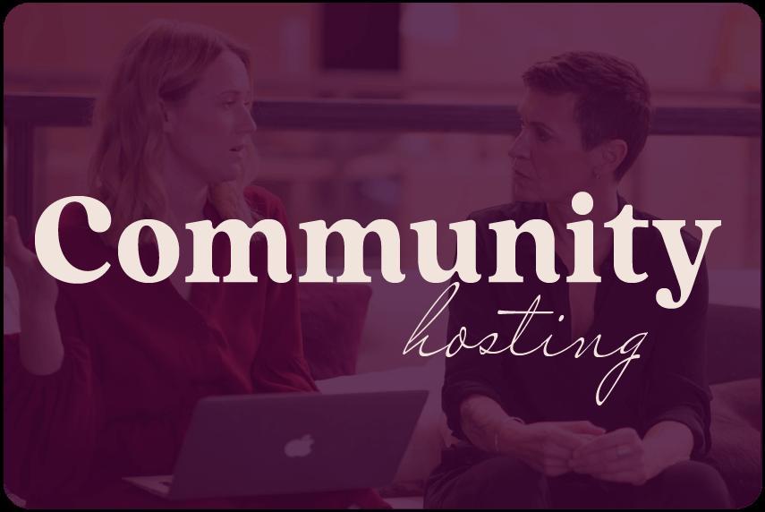 Community Hosting